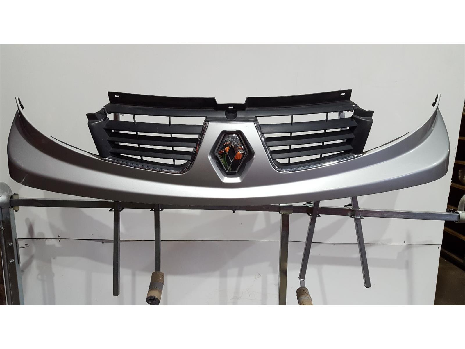 Renault Trafic 2001 To 2010 Front Grille 2009