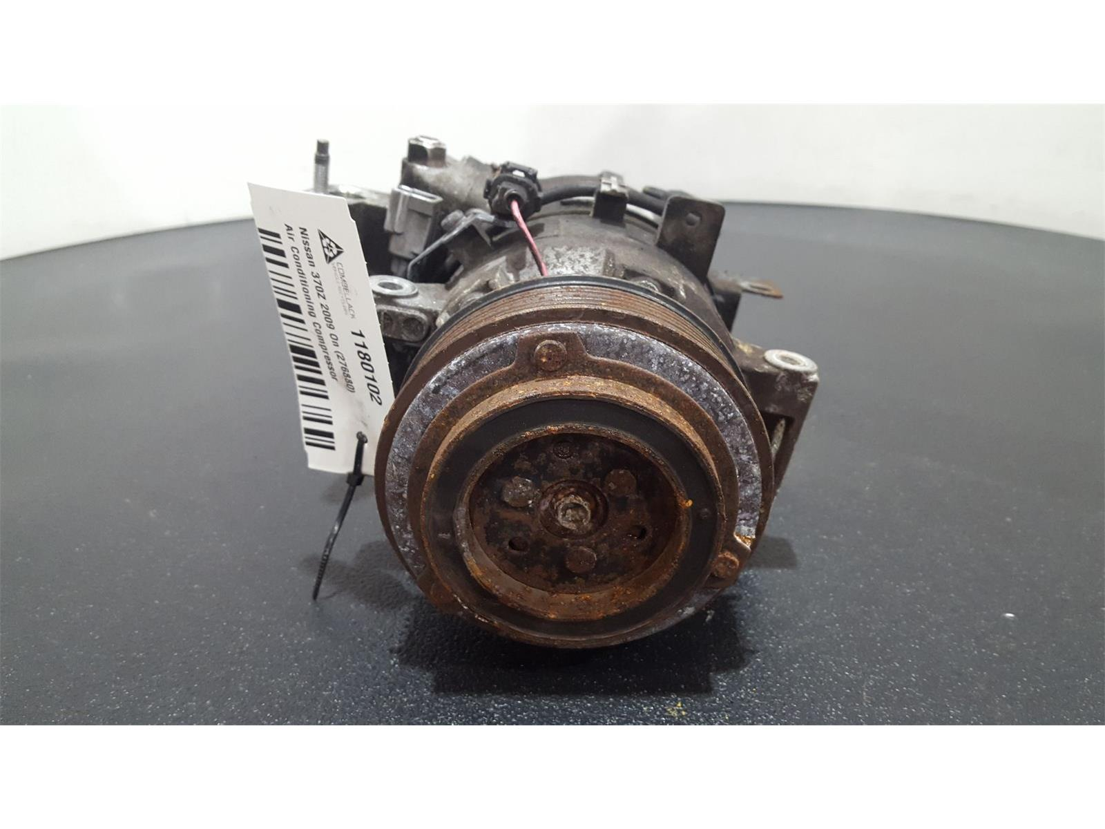 Nissan 370Z 2009 On 3.7 Air Conditioning Pump A4101124C002 92600-1CB0A
