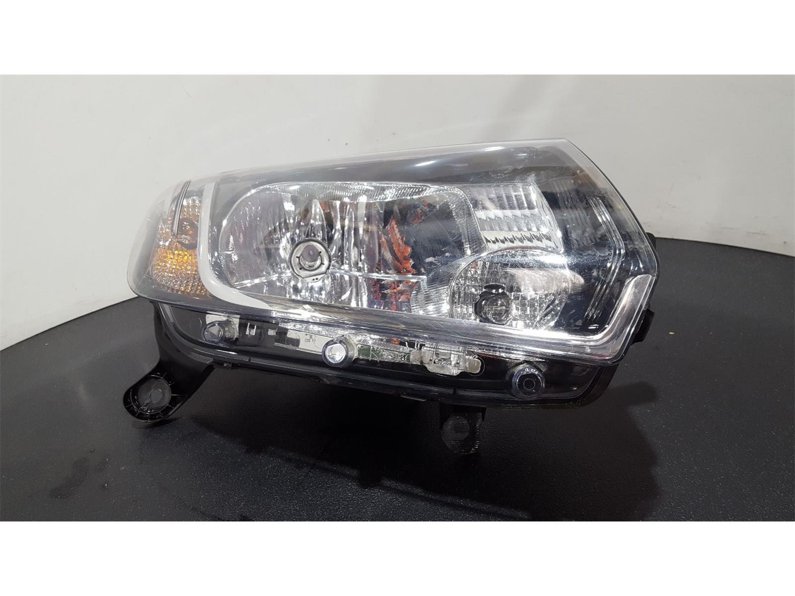 Dacia  Sandero 2012 To 2016 Stepway O/S Right Drivers Side Headlamp 260102523R
