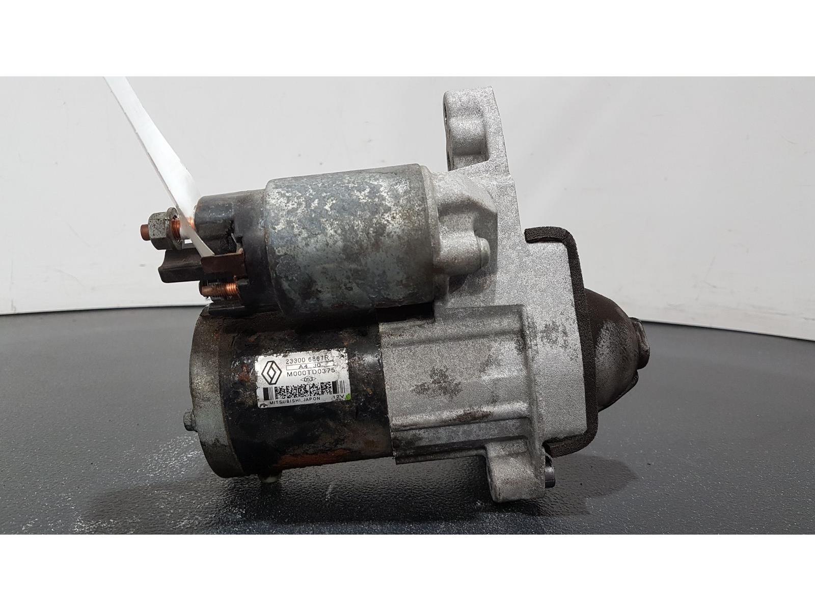 Nissan Qashqai 2013 To 2017 1.2 Petrol Starter Motor 233006867R