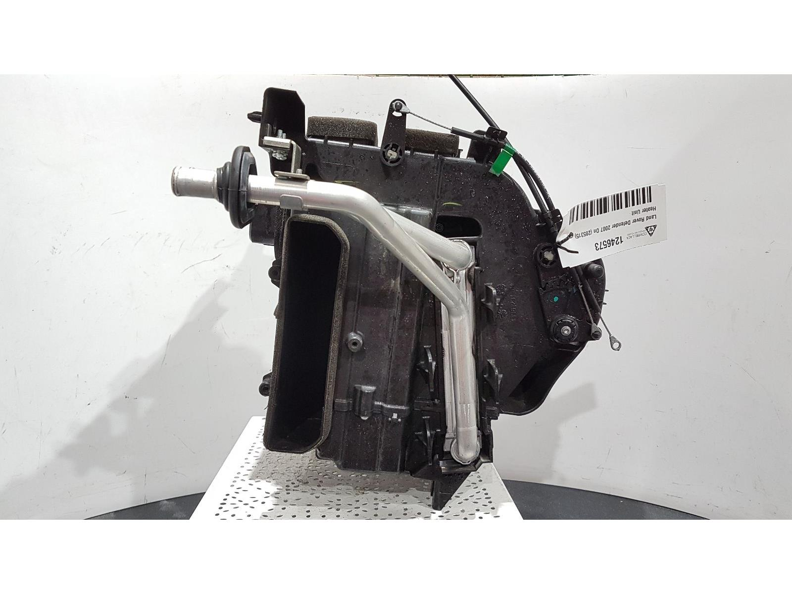 Land Rover Defender 2007 On Heater Fan Motor 7H12-18478-AC