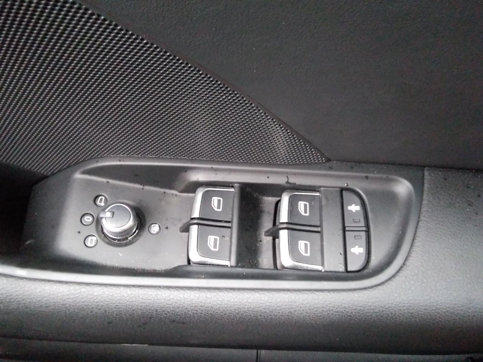 Audi A3 2012 To 2016 Electric Window Switch / Control Panel 2015
