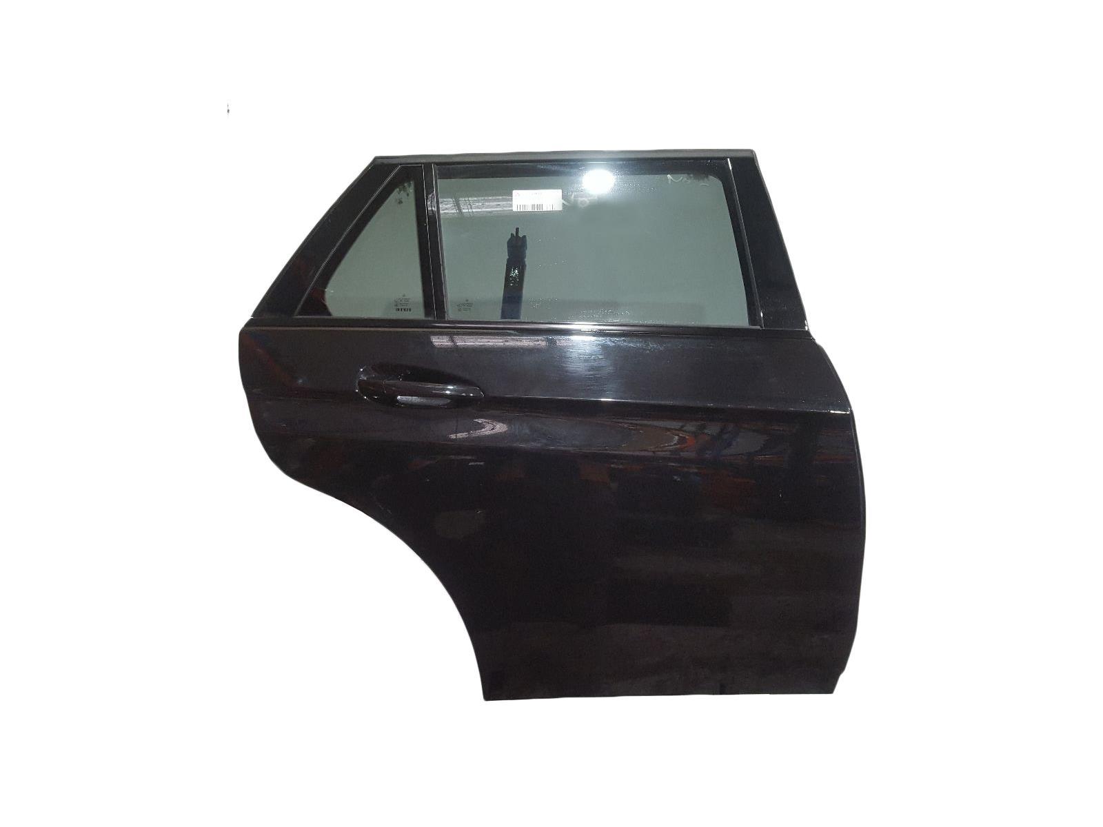 Mercedes-Benz E Class 2013 To 2017 BLACK O/S Right Rear Door 2015