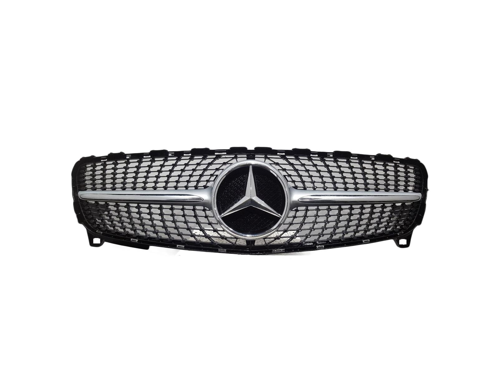 Mercedes-Benz A Class 2015 On A180 Sport Executive d Front Grille 2017