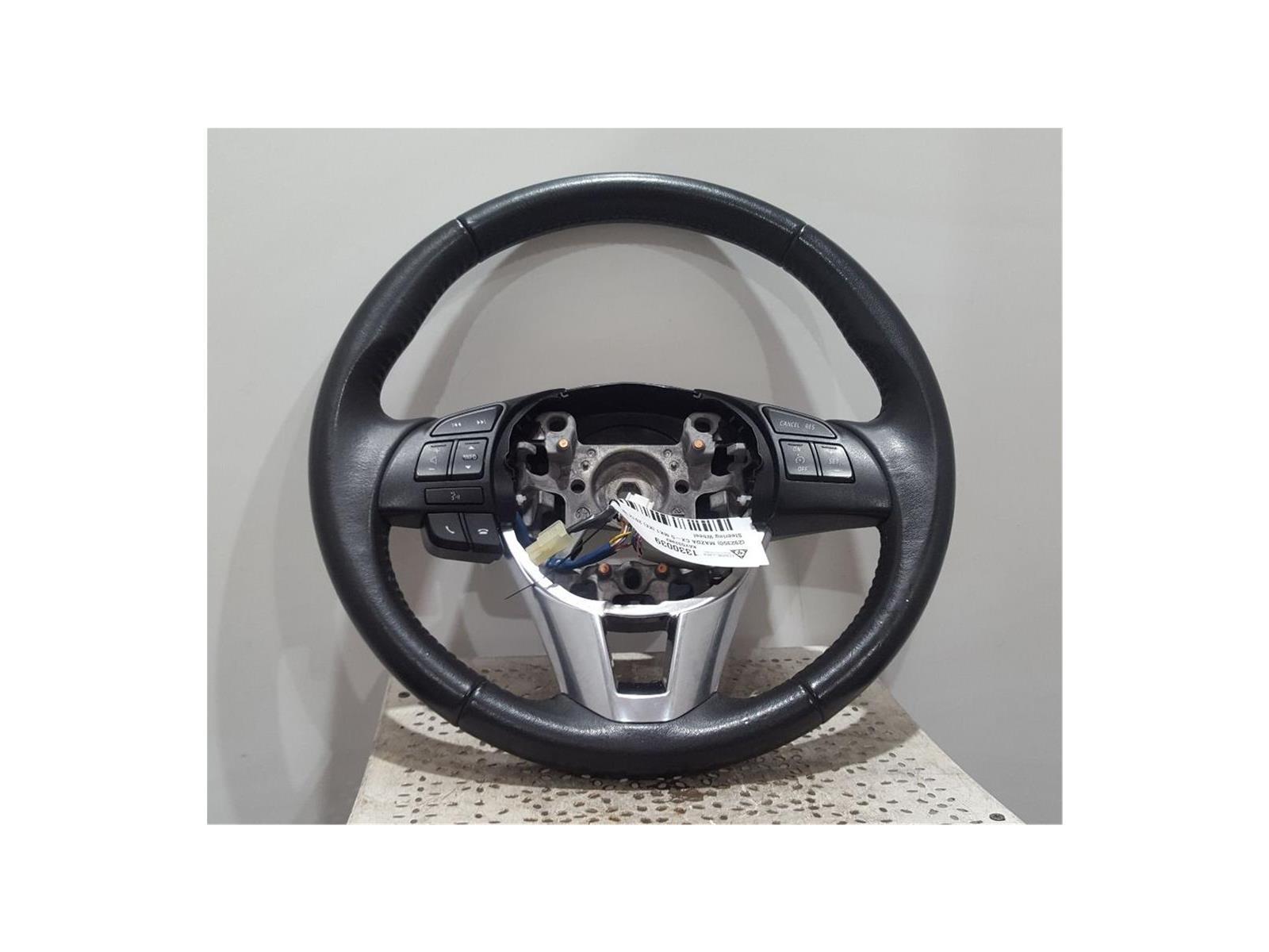 MAZDA CX-5 - MK1 (KE) 2012 TO 2016 - Steering Wheel KAYG32982