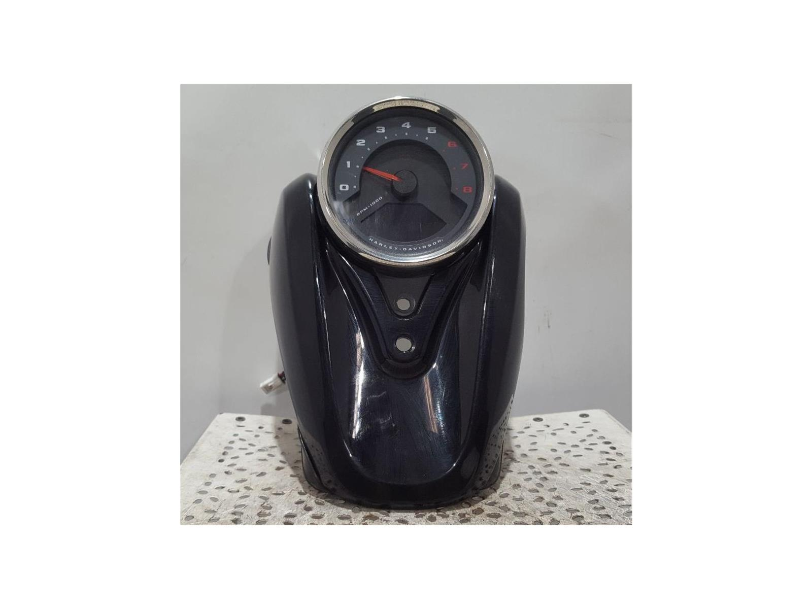 HARLEY DAVIDSON FAT BOB - FXFBS FAT 114 1868 - Instrument Speedo Cluster