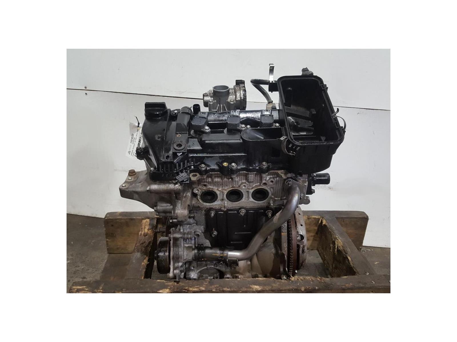 PEUGEOT 107 - MK1 (Ph1) 2005 TO 2013 PETROL - Complete 384F (1KR-FE) Engine