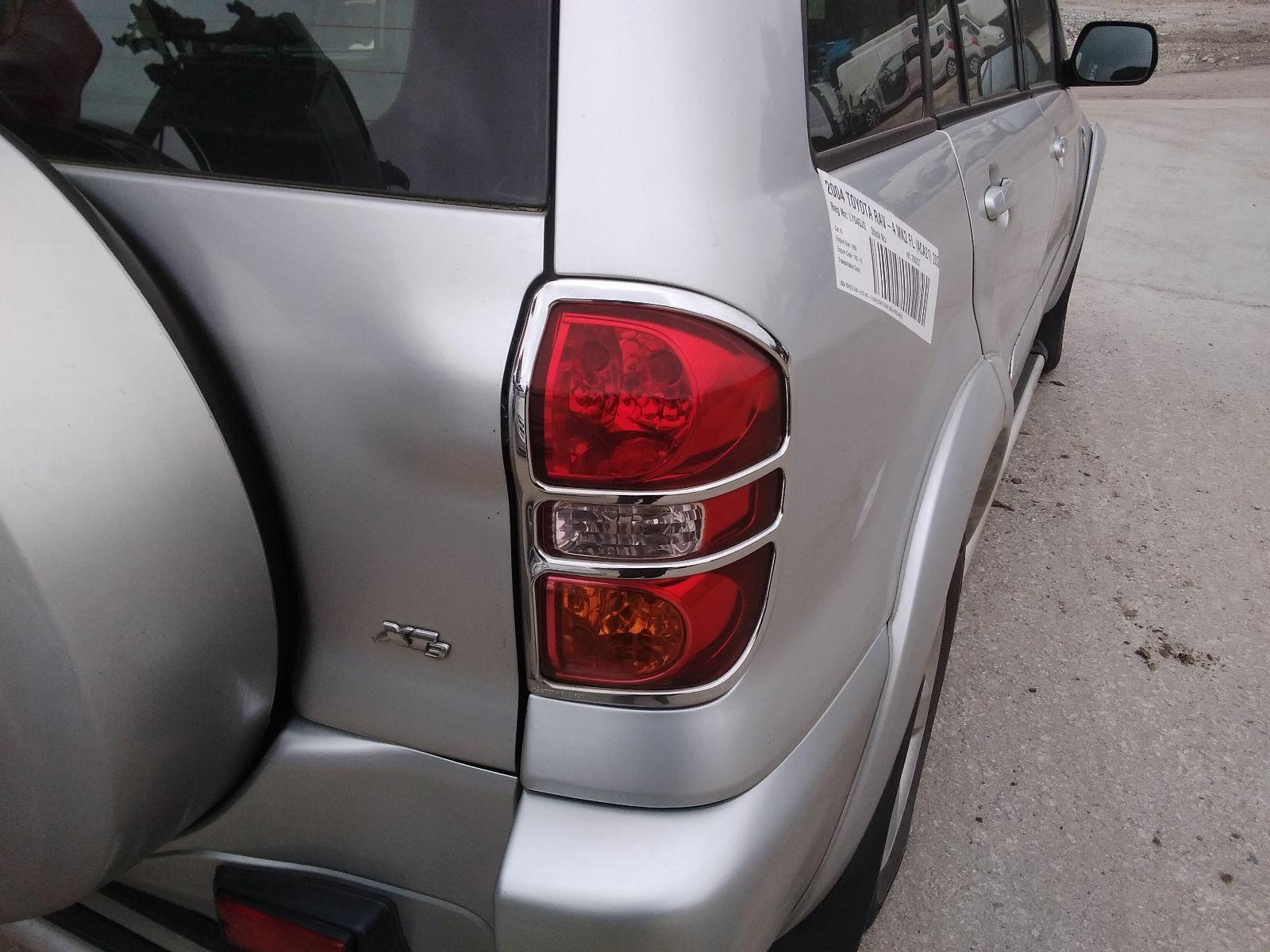 TOYOTA, RAV-4, MK2 FL (ACA21) 2000 TO 2005, XT3 VVT-I 5 DOOR ESTATE, Lamp Assembly Rear RH