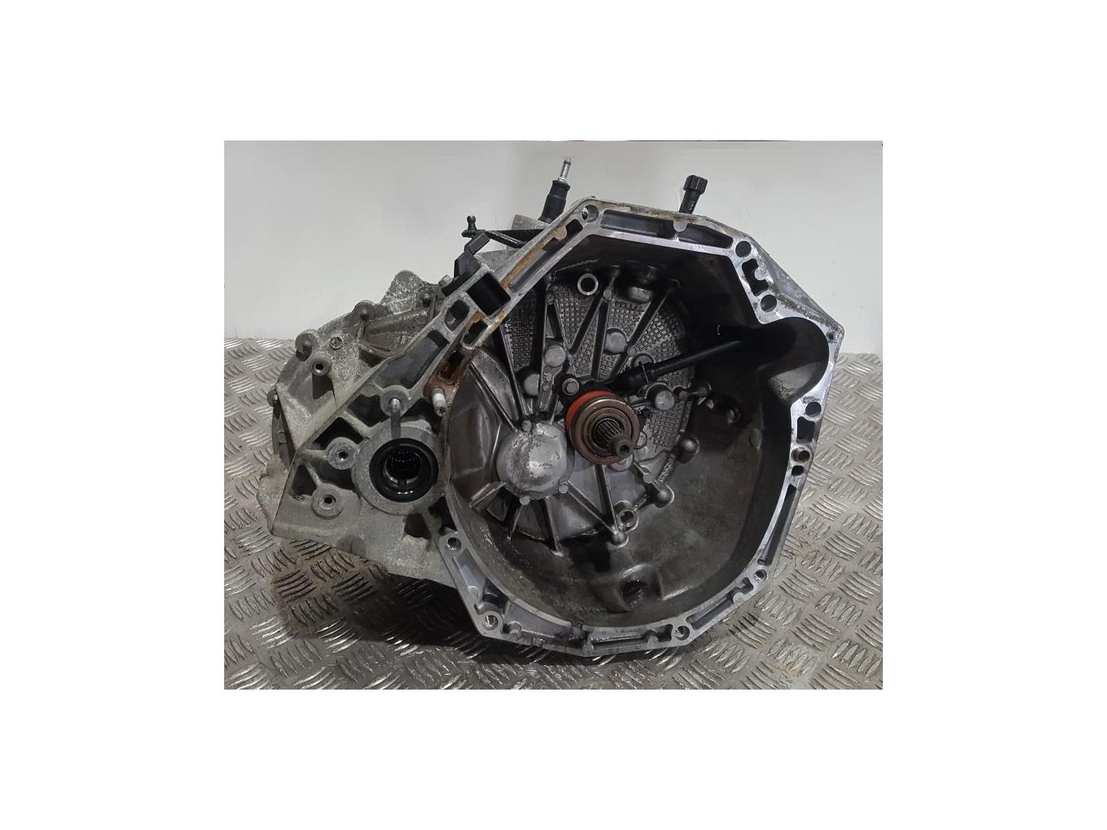 NISSAN QASHQAI DCI MK2 (J11) 2016 1.5 DIESEL 6 Speed 32010M Gearbox Assembly