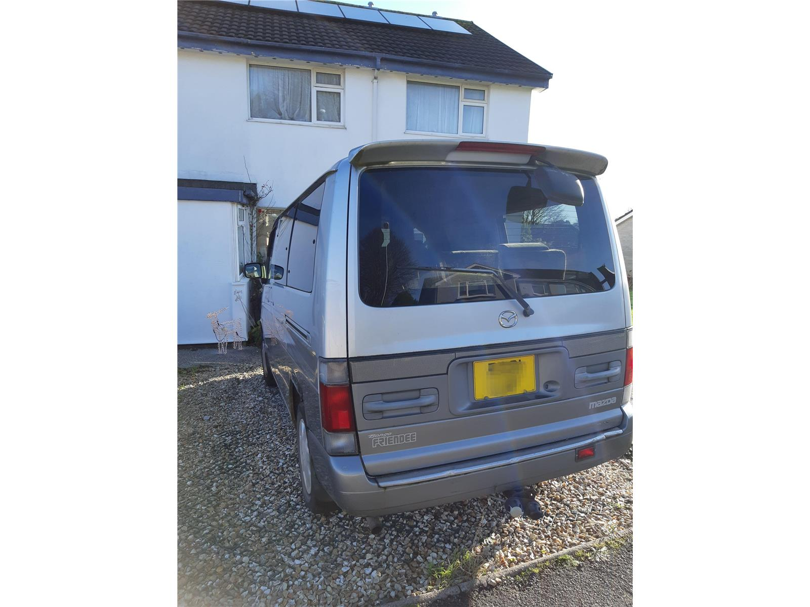MAZDA, BONGO, SG 1995 On, B2500 4 DOOR MPV, DIESEL AUTOMATIC Lamp Assembly Rear RH