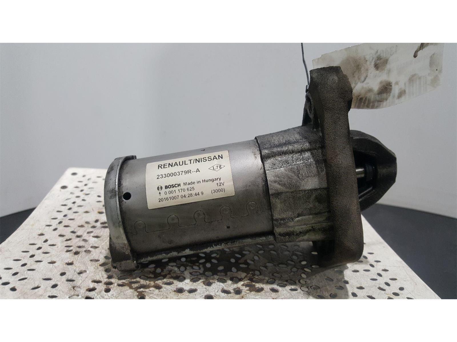 NISSAN MK2 (J11) 2013 On N-VISION DCI Starter Motor