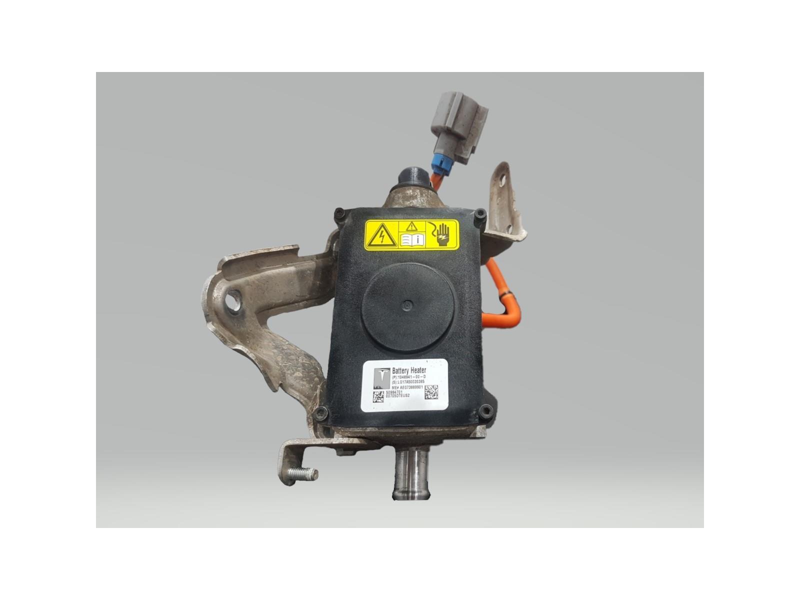 TESLA MODEL X 90D MK1 2016 On Battery Heater