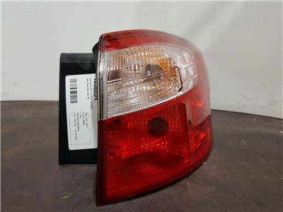 Ford Focus MK3 2011 To 2014 O/S Right Drivers Rear Light 5 Door Estate