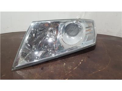 Skoda Octavia MK2 2004 To 2008 Xenon N/S Left Passengers Headlamp Headlight