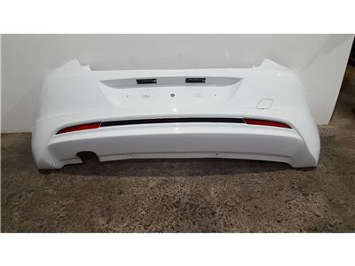 Vauxhall Astra J SRI VX Line 2010 To 2015 White Rear Bumper 5 Door Hatchback