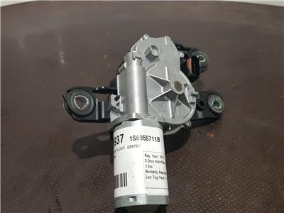 Skoda Citigo 2012 To 2017 3 Door Hatchback Rear Wiper Motor W000024388