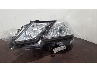 Mercedes-Benz E Class W212 2009 To 2013 Xenon N/S Left Headlamp A2128201959
