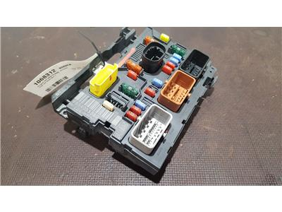 Peugeot 207 2006 To 2009 Fuse Box BSI BMI BCM Body Control Unit 9664055580