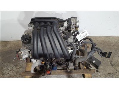Nissan Note 2009 To 2013 1.6 Engine HR16DE **59093 Miles & 90 Day Warranty**