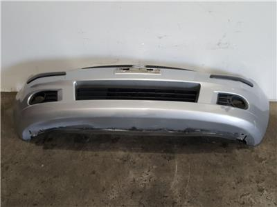 Suzuki Swift 2005 To 2010 Complete Front Bumper In SILVER