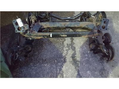 Volkswagen Golf MK4 1997 To 2003 Rear Axle 2002