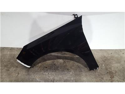 Ford Focus MK3 2011 To 2014 BLACK N/S Left Passengers Wing 2013