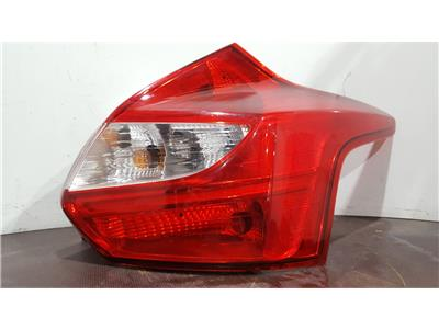 Ford Focus MK3 2011 - 2014 O/S Right Drivers Rear Light 1825318 5 Door Hatchback