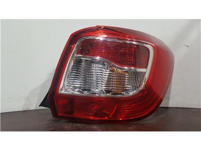Dacia  Sandero 2012 To 2016 O/S Right Drivers Rear Light 5 Door Hatchback