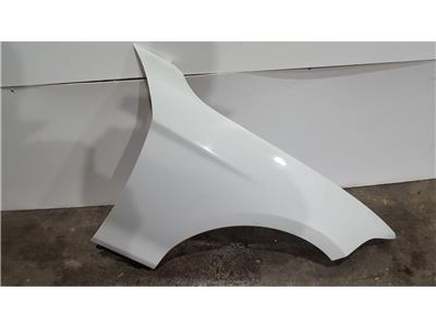 BMW 1 Series 2011 To 2015 WHITE O/S Right Drivers Wing 41007284646