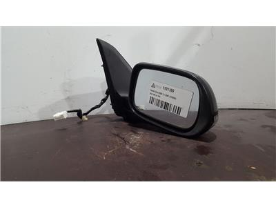 Honda Civic 2004 To 2005 Black O/S Right Drivers Door Mirror 5 Door Hatchback