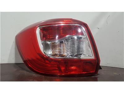 Dacia  Sandero 2012 To 2016 N/S Left Passengers Rear Light 5 Door Hatchback