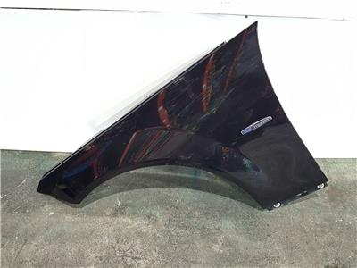 Mercedes-Benz C Class AMG 2011 To 2015 BLACK N/S Left Passengers Wing 2011