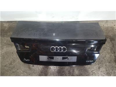 Audi A6 C7 2014 On 4 Door Saloon Black Bootlid 2018