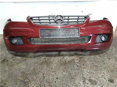 Mercedes-Benz A Class W169 2005 To 2008 Front Bumper In RED *Paint Damaged*