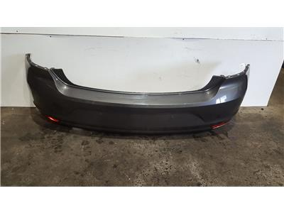 Volkswagen Polo MK5 2014 On Grey Rear Bumper With PCD Parking Sensors