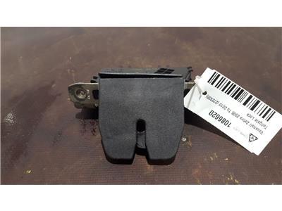 Vauxhall Zafira B 2005 To 2010 M.P.V. Tailgate Boot Catch Lock Latch 2008