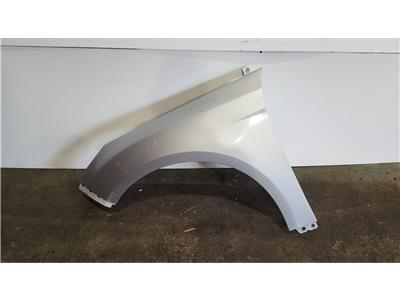 Ford Focus 2011 To 2014 SILVER N/S Left Passengers Wing 2012