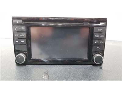 Nissan Note 2013 On CD Player Stereo Headunit 281853VV1A