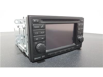 Nissan Qashqai 2007 To 2010 CD Player Stereo Headunit 25915BH20C