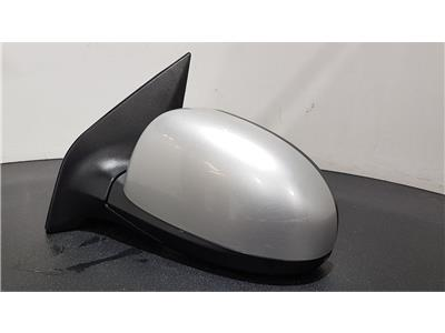 Kia Picanto 2009 To 2011 N/S Left Passenger Manual Door Mirror 2009 5 Door Hatch