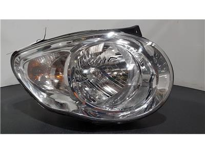 Kia Picanto 2009 To 2011 O/S Right Drivers Side Headlamp Headlight
