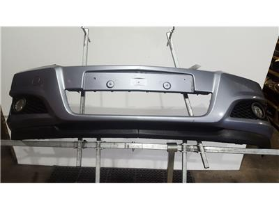 Vauxhall Astra 2005 To 2011 Design Complete Front Bumper In SILVER