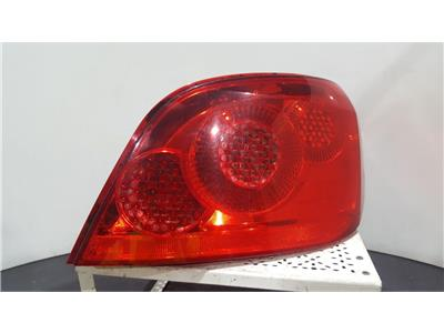 Peugeot 307 2005 To 2008 O/S Right Drivers Rear Light 5 Door Hatchback