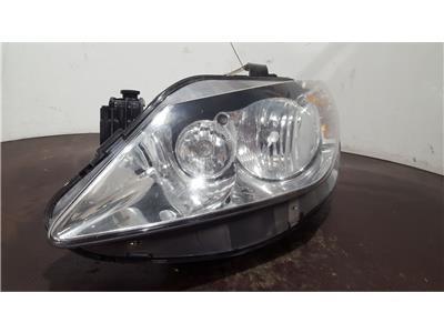 SEAT Ibiza 2009 To 2012 N/S Left Passengers Headlamp Headlight 6J2941005D