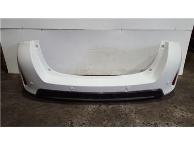 Toyota Auris Hybrid 2012 To 2015 Rear Bumper 5 Door Estate