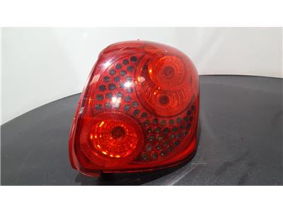 Peugeot 207 2009 On O/S Right Drivers Rear Light 6351CT 5 Door Estate