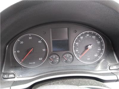 Volkswagen Golf (mk5) 2003 To 2009 GT Door Lock Front RH used and