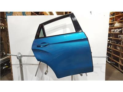 BMW X6 2014 On BLUE O/S Right Rear Door 2017 4151738674