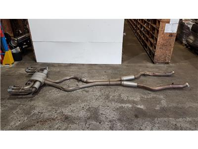 BMW X6 2017 Complete Exhaust System 18307851562