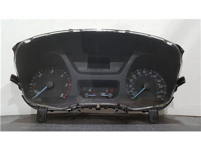 Ford Transit 2014 On 2.2 Speedo Head Dash Clocks 2014 BK3T-10849-DH